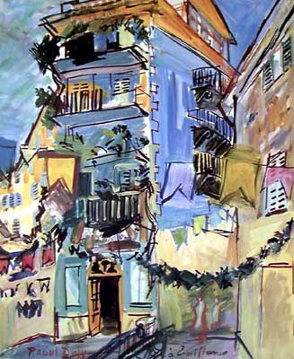 Raoul Dufy - LANDAU TRAVELING EXHIBITIONS