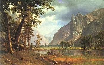 Landscape Painting By Famous Artists
